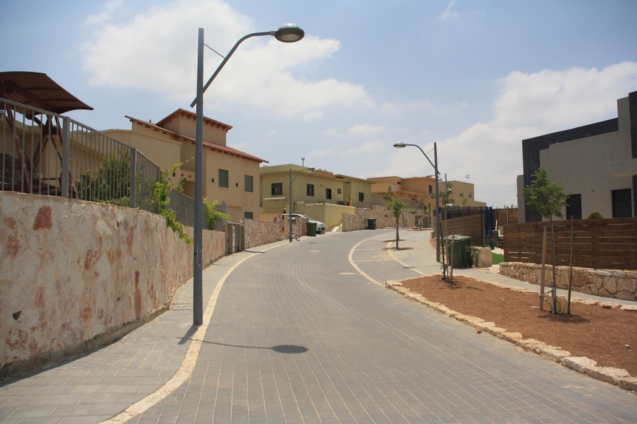 תמונת רחוב בנטע