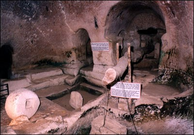 מערות חזן